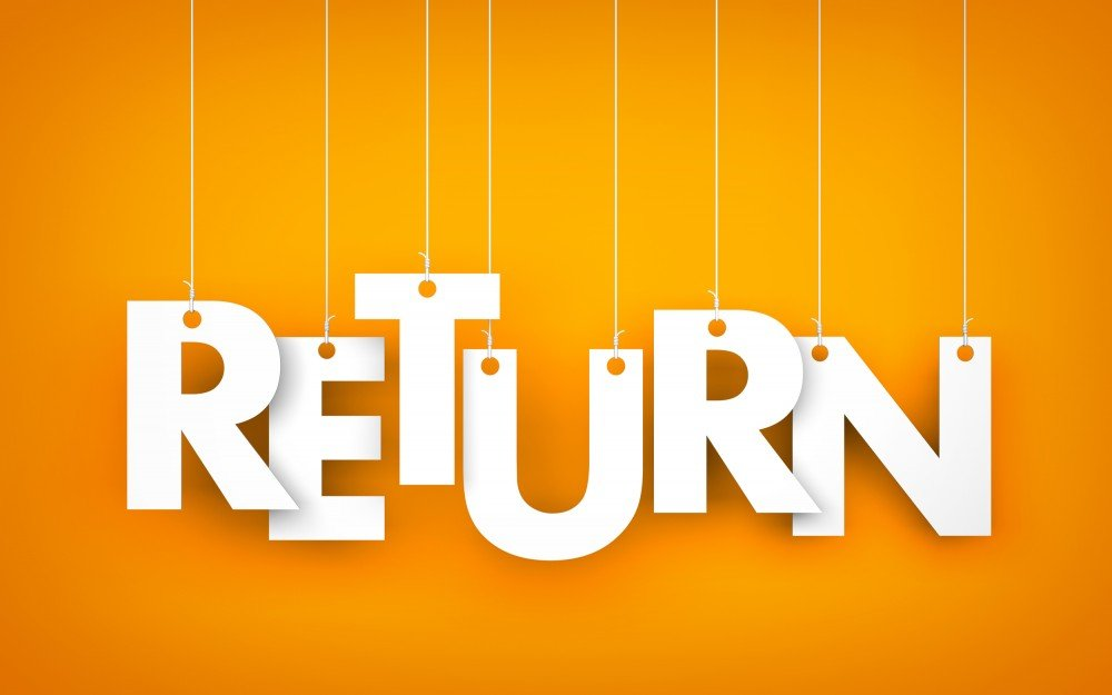 Managing your returns process.