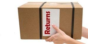 Improving Customer returns