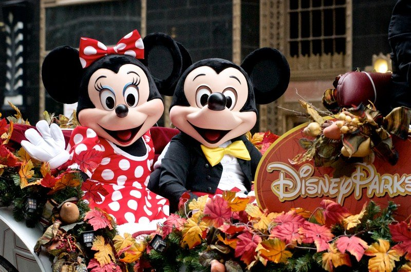 Disney - Mickey and Minnie