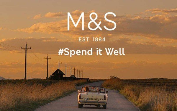 marks and spencers-brand-customer experience campaign